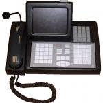 NUMCOMi-POE Console d'interphonie avec écran tactile personnalisable - Gest…